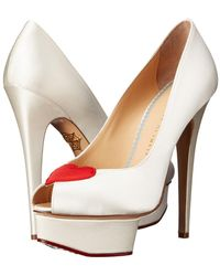 Charlotte Olympia - Delphine - Lyst