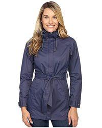 e74b3adc5 Pardon My Trenchtm Rain Jacket (nocturnal) Coat
