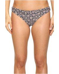 O'neill Sportswear - Luna Mixed Cheeky Bottoms - Lyst