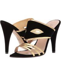 Vivienne Westwood - Masque Sandals - Lyst