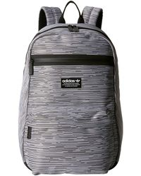 27ff79f1d9a8 Lyst - adidas Originals Originals Classic Mini Backpack in Black