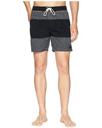 3708cebb3c Dion Cellar Poolshorts (vintage Black) Swimwear