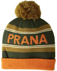 newest collection 35293 ca671 Prana - Ski Time Beanie - Lyst
