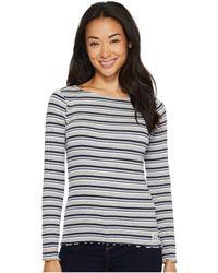 U.S. POLO ASSN.   Yarn-dye Long Sleeve T-shirt   Lyst