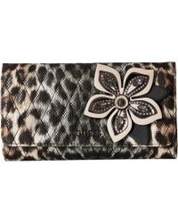 Guess - Sibyl Small Leather Goods Multi Clutch - Lyst