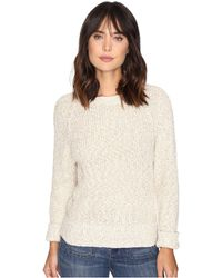 Free People - Electric City Pullover Sweater - Lyst