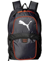 Lyst - PUMA Phase Backpack In Blue 07548710 in Blue for Men 0a6e839763d1f