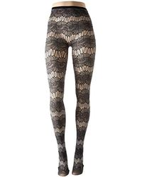 Hue - Ornamental Lace Tights (black) Hose - Lyst