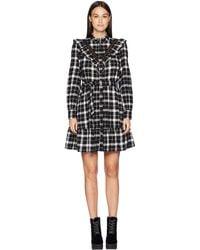 d3bef6735a69 Kate Spade - Broome Street Rustic Plaid Flannel Dress - Lyst