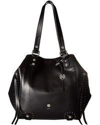 f7d28811cc83 Lodis - Pismo Stud Rfid Charlize Tote (black) Tote Handbags - Lyst