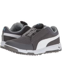 db8fabc3062 Lyst - Puma R698 Mesh-neoprene Jr Sneaker (little Kid   Big Kid) in Gray