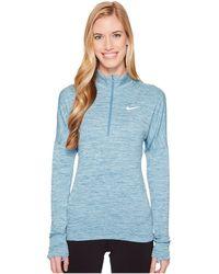 Nike - Therma Sphere Element 1/2 Zip Running Top - Lyst