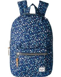 Herschel Supply Co. - Floral Settlement Mid Laptop Backpack - Lyst