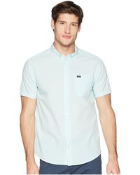 RVCA - That'll Do Micro Short Sleeve - Lyst