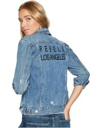 Lucky Brand - Tomboy Trucker Jacket - Lyst