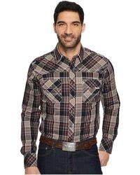 Wrangler - Rock 47 Long Sleeve Western Shirt - Lyst