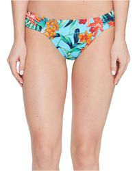Tommy Bahama - Floriana Side Shirred Hipster Bottom - Lyst