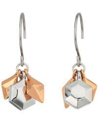 Vera Bradley - Chic Elements Drop Earrings - Lyst