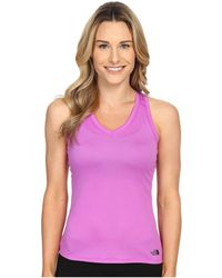 The North Face - Reaxion Amp Tank Top - Lyst