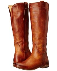 Frye | Paige Tall Riding | Lyst