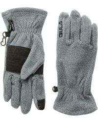 Bula - Polartec Fleece Gloves - Lyst
