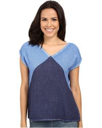 Mavi Jeans - V-neck Triangle Top - Lyst