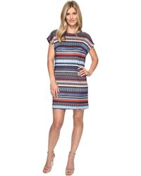 Nally & Millie - Reversible Printed Dress - Lyst