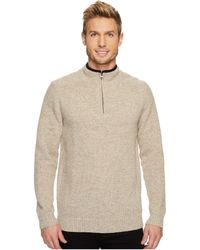 Pendleton   Shetland 1/2 Zip Sweater   Lyst