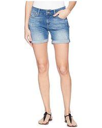 5bff3865 Mavi Jeans - Pixie Boyfriend Shorts In Light Distressed Vintage (light Distressed  Vintage) Shorts