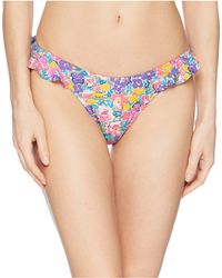 Body Glove - Vogue Hold On Bikini Bottom - Lyst