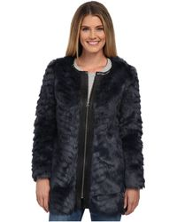 NYDJ - Magical Fur Coat - Lyst