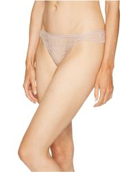 Else - Ivy Lace Thong - Lyst