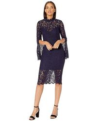 84fb80761 One Teaspoon Twilight Garden Lace Dress in Natural - Lyst