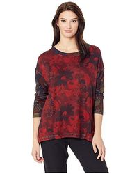 Nally & Millie - Floral Tunic (multi) Clothing - Lyst