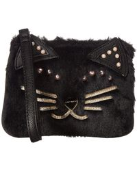 Betsey Johnson - Fashion Pouch Wristlet - Lyst