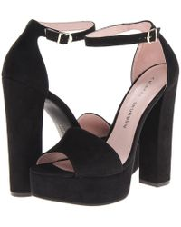 Chinese Laundry - Avenue Platform Dress Sandal - Lyst