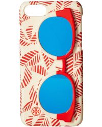 Tory Burch - Mirror Sunnies Case For Iphone 7 - Lyst