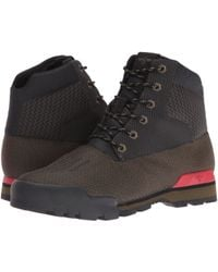 Men Creative For Delevan Recreation Lacoste Black In Lyst Boots 8w0zn