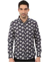 7 Diamonds - Flourish Long Sleeve Shirt - Lyst