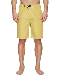 """Hurley - One & Only 2.0 21"""" Boardshorts - Lyst"""