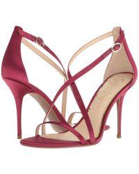 71c54faa8 Lyst - Sam Edelman Aisha Dress Sandal