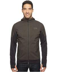02b7abaf6 Lyst - The North Face Kilowatt Varsity Jacket in Black for Men