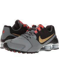 info for 175a7 c33c1 Lyst - Nike Shox Turbo Vi Id Men's Shoe in Blue for Men