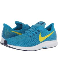 931f1ed5c7fcc Lyst - Nike Air Zoom Pegasus 35 in Blue for Men