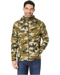 bd44eb2d8597 Lyst - Nike Dry Jacket Team Woven 2l Camo in Natural for Men