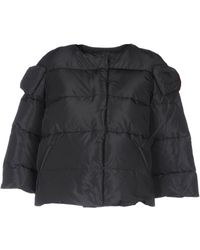 RED Valentino Down Jacket - Lyst