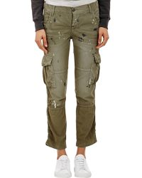 NSF Clothing Painter Cargo Pants - Lyst