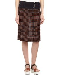 A.L.C. Pleated Surrey Skirt - Lyst