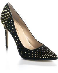 Enzo Angiolini - Florelli Suede Court Shoes - Lyst