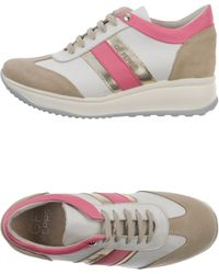 Gianfranco Ferré Lowtops Trainers - Lyst
